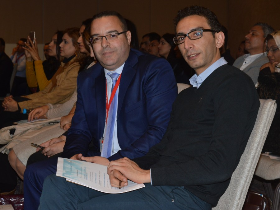 Annual staff meeting in Morocco