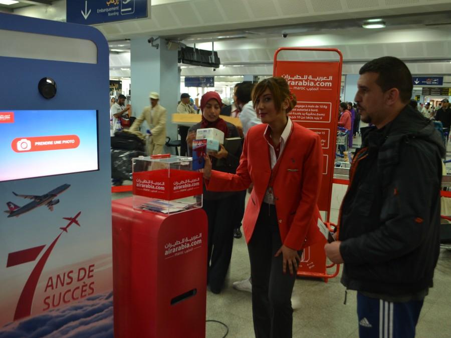 Air Arabia MAC's 7th anniversary