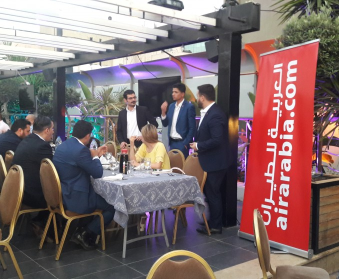 Air Arabia staff in Jordan recently hosted a special Iftar!