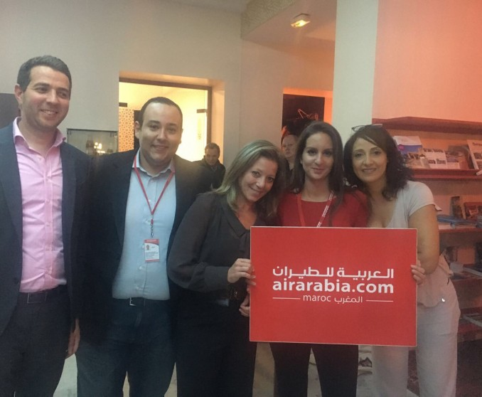 Air Arabia Maroc hosts a workshop in Paris!