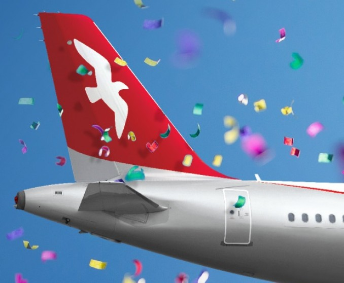 Air Arabia Maroc celebrates 8th anniversary.