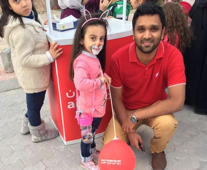 Active in KSA