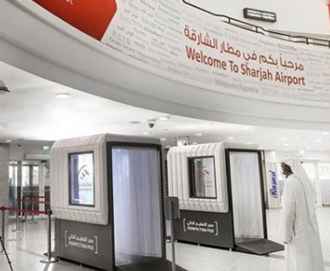 Sharjah International Airport prepares to receive UAE residents!