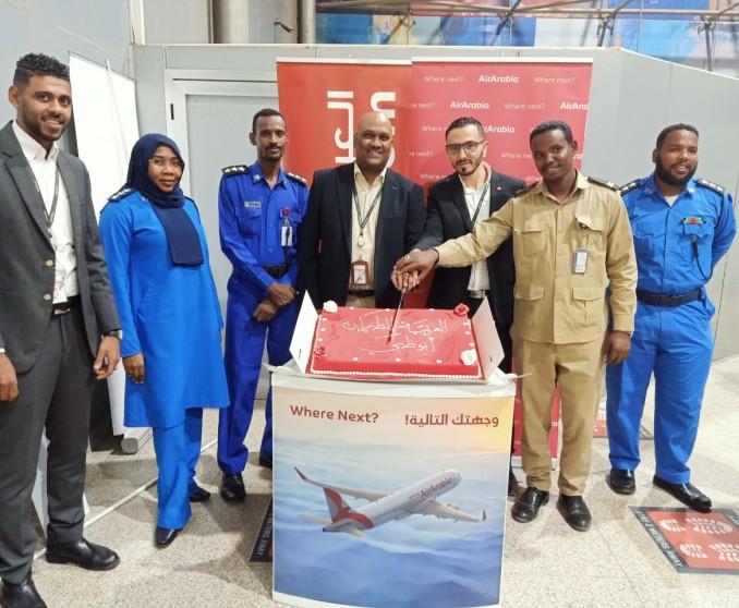 Air Arabia Abu Dhabi takes off to Khartoum!