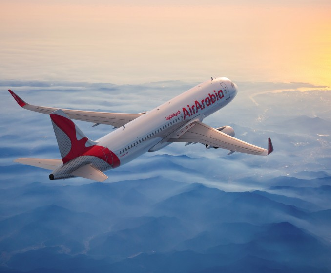 Air Arabia launches direct flights between Sharm El Sheikh and Naples