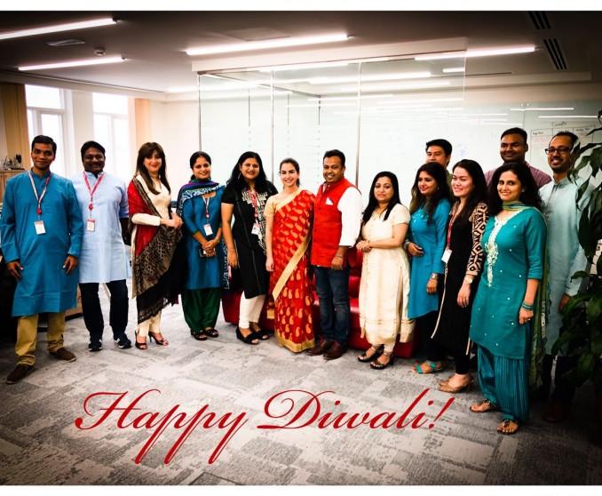 Air Arabia Celebrates Diwali!