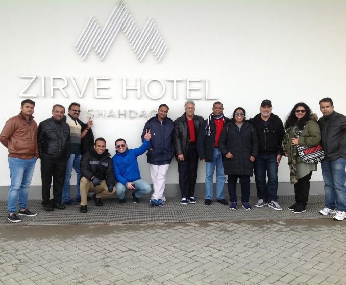 Fam Trip To Baku!