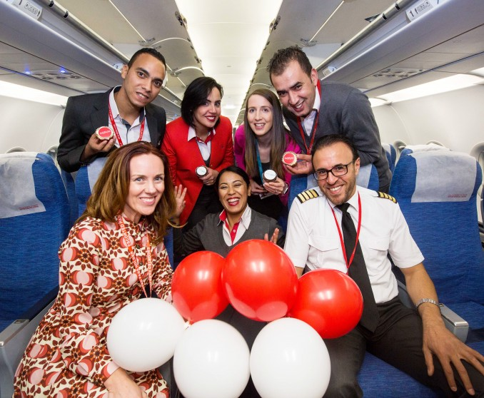 Air Arabia Maroc inaugurates its flights to London and Paris from Marrakech!