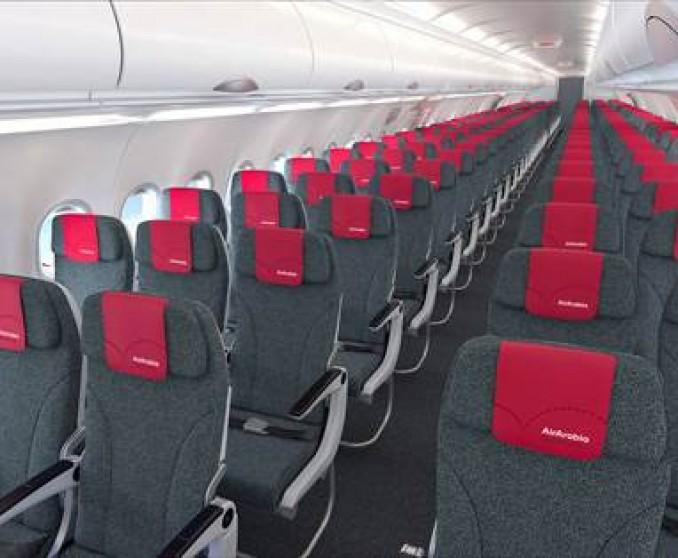 Air Arabia Seats