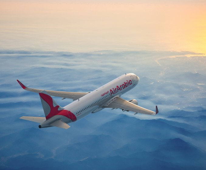 Air Arabia resumes operations from Ras Al Khaimah to Egypt, Pakistan and Bangladesh!