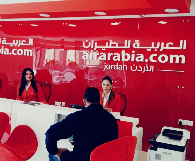 Brand New Sales Shop Inaugural in Amman!